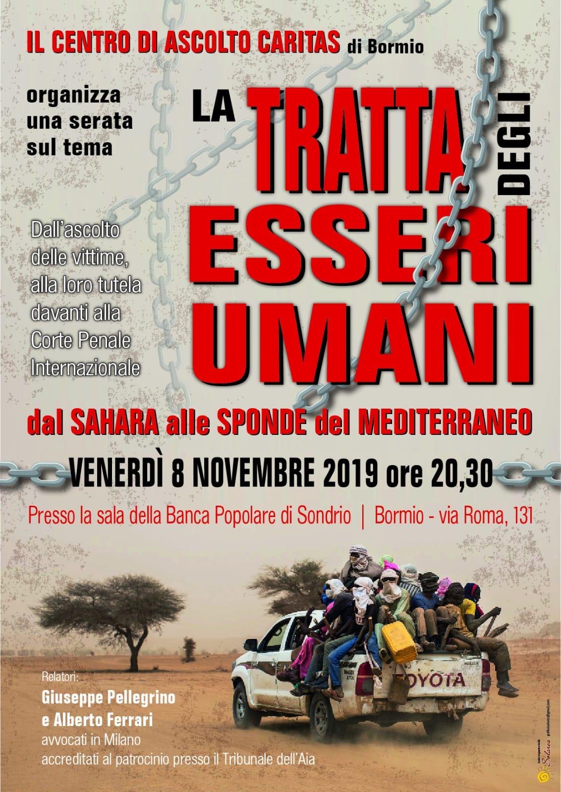 Bormio, 8 novembre 2019, h. 20.30
